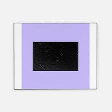 Light Purple Solid Color Picture Frame