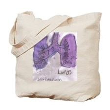 Lungs Tote Bag