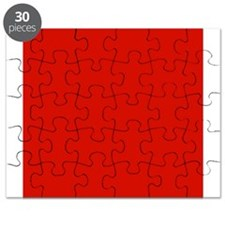 Red Solid Color Puzzle
