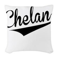 Chelan, Retro, Woven Throw Pillow