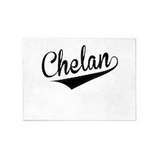Chelan, Retro, 5'x7'Area Rug