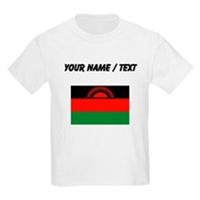 Custom Malawi Flag T-Shirt