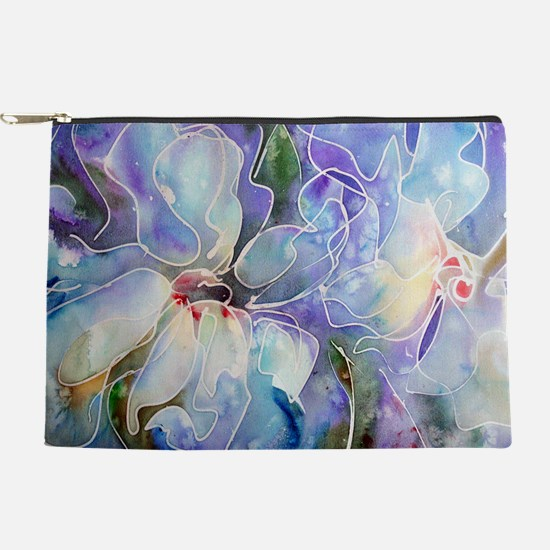 Magnolias! Floral art! Makeup Pouch