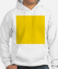 Mustard Yellow Solid Color Jumper Hoody