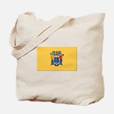 Flag of New Jersey Tote Bag