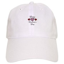 Happy sweetests day Baseball Baseball Cap