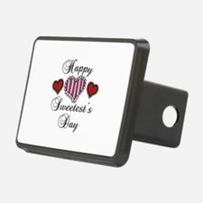 Happy sweetests day Hitch Cover