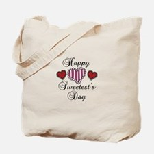 Happy sweetests day Tote Bag