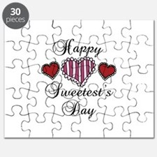 Happy sweetests day Puzzle
