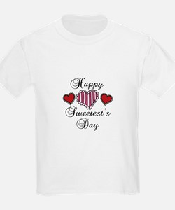 Happy sweetests day T-Shirt