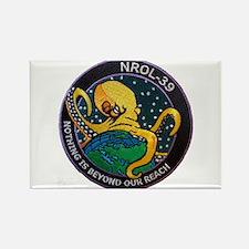 NROL-39 Program Logo Rectangle Magnet