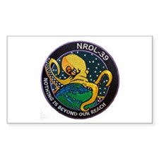 NROL-39 Program Logo Decal