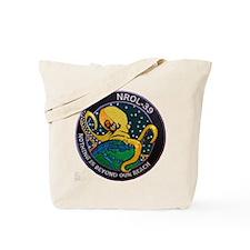 NROL-39 Program Logo Tote Bag