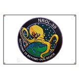 National reconnaissance office Banners