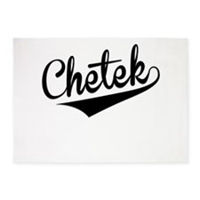 Chetek, Retro, 5'x7'Area Rug