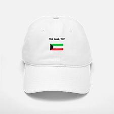 Custom Kuwait Flag Baseball Baseball Baseball Cap