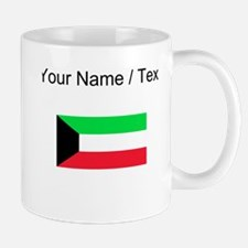 Custom Kuwait Flag Mugs