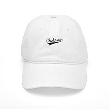 Chickasaw, Retro, Baseball Baseball Cap
