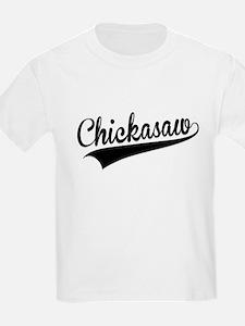 Chickasaw, Retro, T-Shirt
