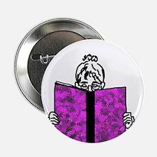 "Funny Librarian 2.25"" Button"