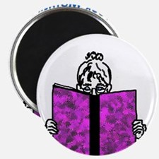 """Book Lovers 2.25"""" Magnet (10 pack)"""