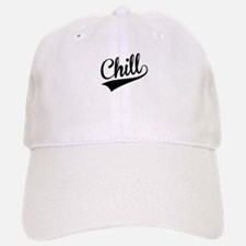 Chill, Retro, Baseball Baseball Baseball Cap