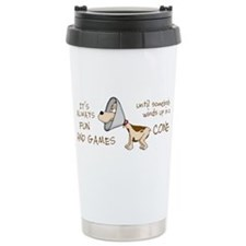 Unique Funny springer spaniel Travel Mug