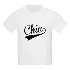 Chiu, Retro, T-Shirt