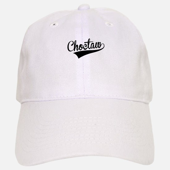 Choctaw, Retro, Baseball Baseball Baseball Cap