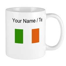 Custom Ireland Flag Mugs