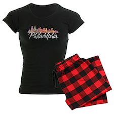 Philadelphia Pennsylvania Sk pajamas
