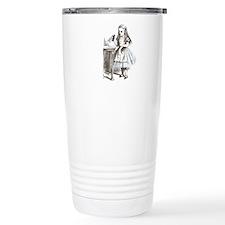 Alice in Wonderland drink me Travel Mug