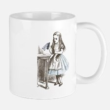Alice in Wonderland drink me Mugs