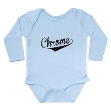 Chrome, Retro, Body Suit