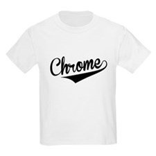 Chrome, Retro, T-Shirt