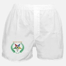 OES Worthy Patron Boxer Shorts