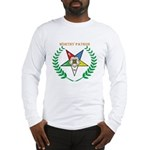 OES Worthy Patron Long Sleeve T-Shirt