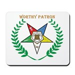 OES Worthy Patron Mousepad