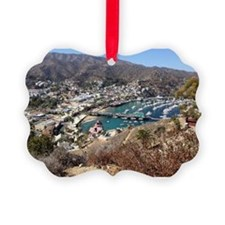 Catalina Island Avalon Ornament