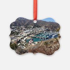 Catalina Island Avalon Ornament