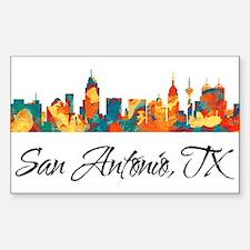 San Antonio Bumper Stickers Car Stickers Decals  More - Custom car decals san antonio   how to personalize