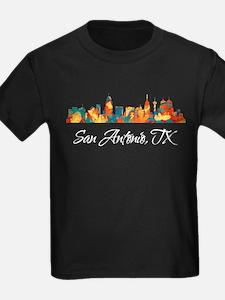 San Antonio Texas Skyline T