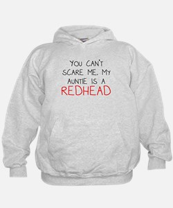 My Auntie Is A Redhead Hoodie