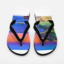 Cypress Overlook Flip Flops