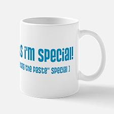 I'm Special (mom) Mug