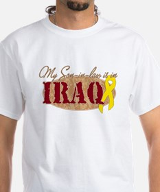 My Son-in-law is in Iraq Shirt