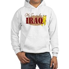 My Son-in-law is in Iraq Hoodie