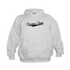 Clarence Town, Retro, Hoodie