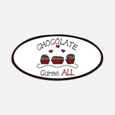Chocolate Cures All Patches