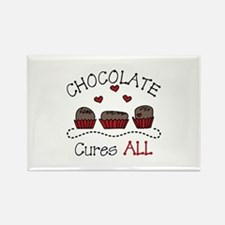 Chocolate Cures All Magnets